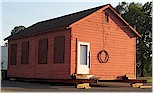 One-room school house