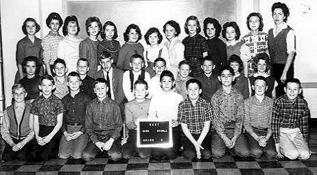 Miss Stovall's 6th grade class, 1961-62