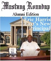 Current Issue - Meet Eric Harris, East's new principal
