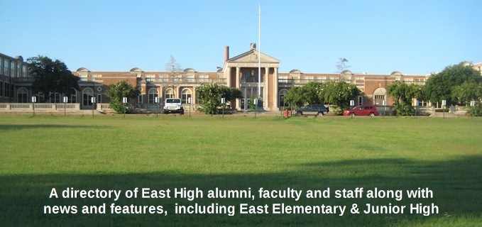 East High School - Front Yard